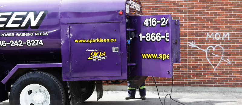 Building Washing Services Toronto